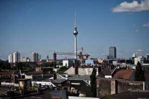 Berlin Skyline von dchris (flickr)